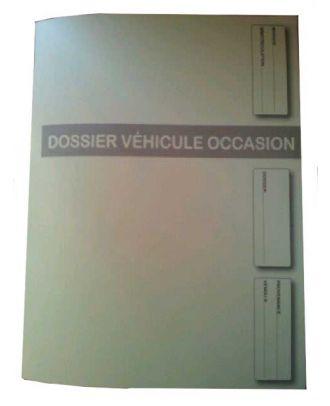 Dossier véhicule occasion coloris jaune