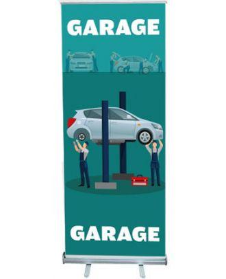 Roll-up Garage 85 x 200 cm