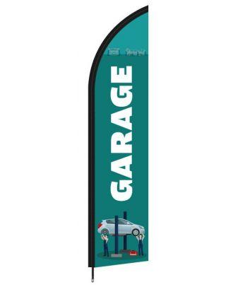 Voileline Garage 330 x 70 cm